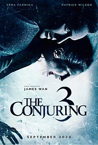 The Conjuring: The Devil Made Me Do It Cover