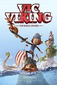 Vic The Viking And The Magic Sword Cover
