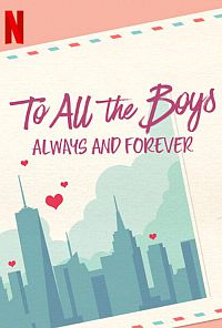 To All The Boys: Always And Forever, Lara Jean Cover