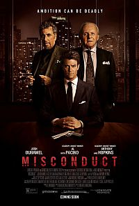 Misconduct Cover