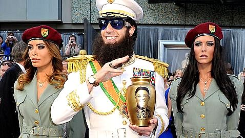 """The Dictator"" in new trailer"